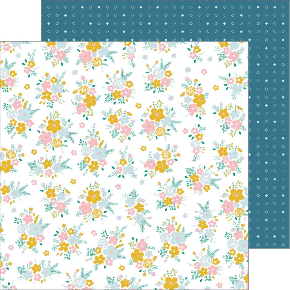 PFS 'Joyful day' just right ds patterned paper