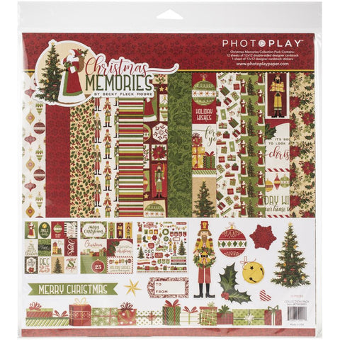 Photoplay 'Christmas memories' collection pack