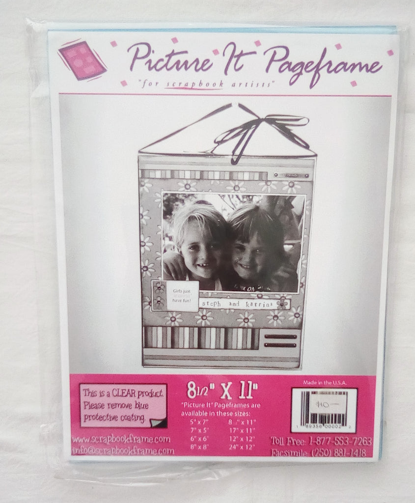 Picture It Pageframe 8.5x11inches