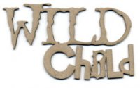 Scrapfx 'Wild Child' wordlet