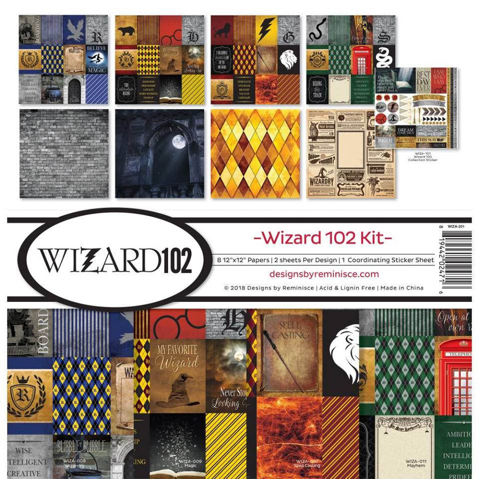 Reminisce Wizard 102 kit