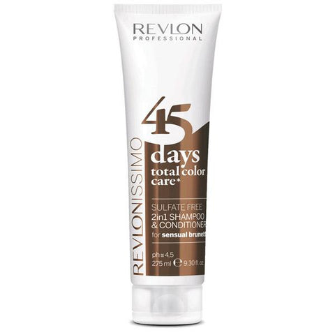 Revlonissimo 45 Days Total Color Care 2-in-1 Sulfate-Free Shampoo & Conditioner