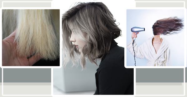4 Common Causes of Hair Damage And How to Solve Them   blog ...