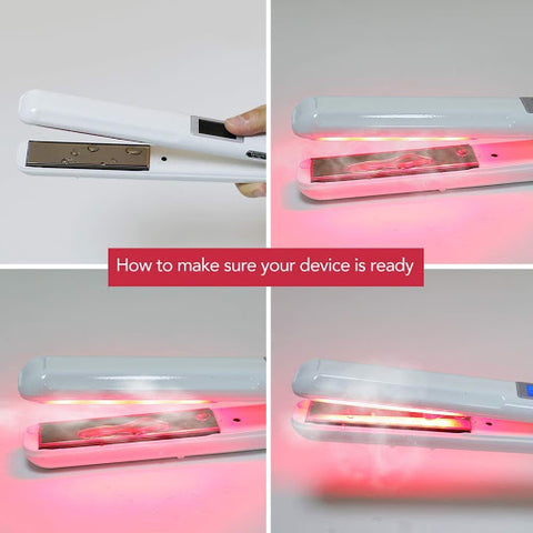 HairMNL Le Couleur Professionnel Infrared Iron