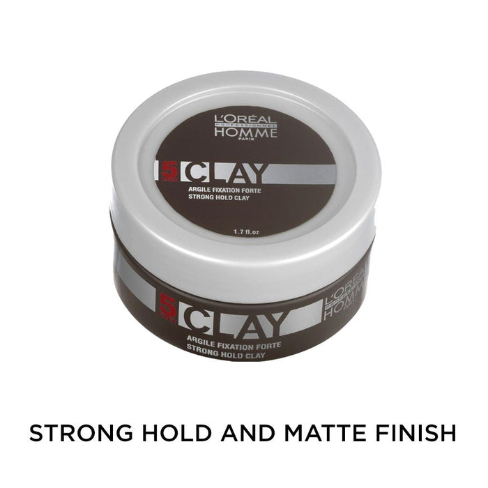 Buy L'Oreal Homme Clay 50ml on HairMNL
