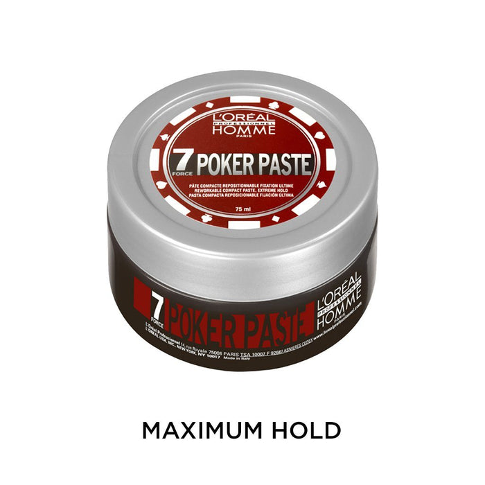 Buy L'Oreal Homme Poker Paste 75ml on HairMNL