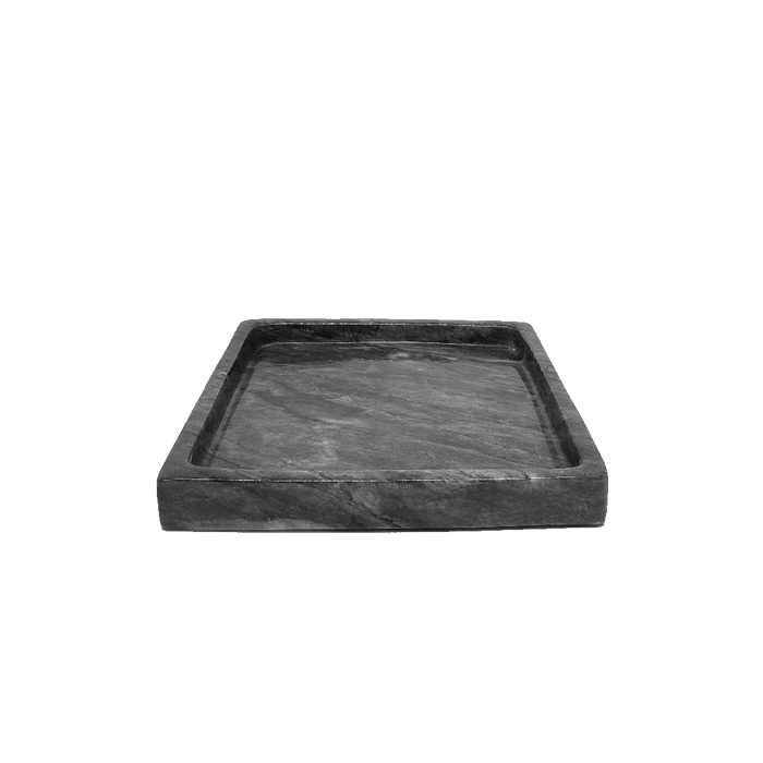 Square Marble Bath Tray
