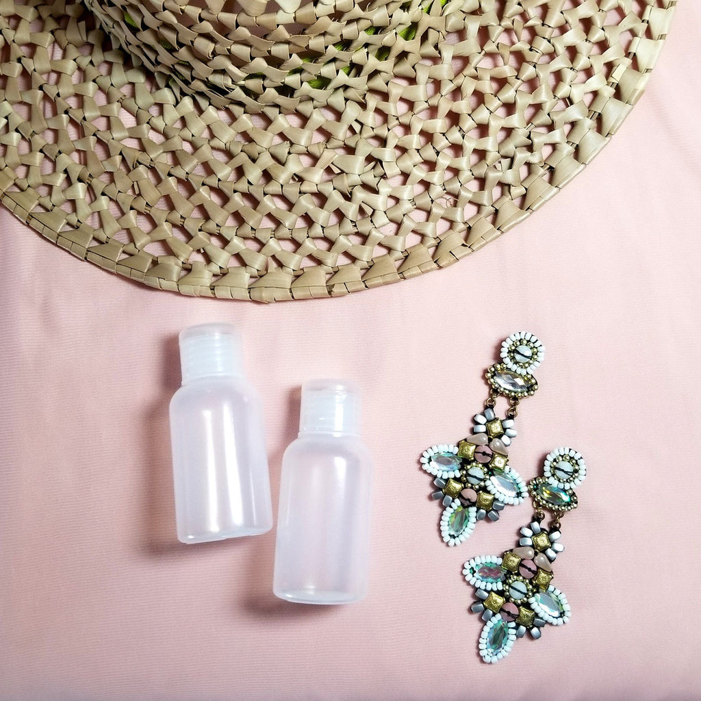 Squeezable Travel Bottles (Set of 2) - HairMNL
