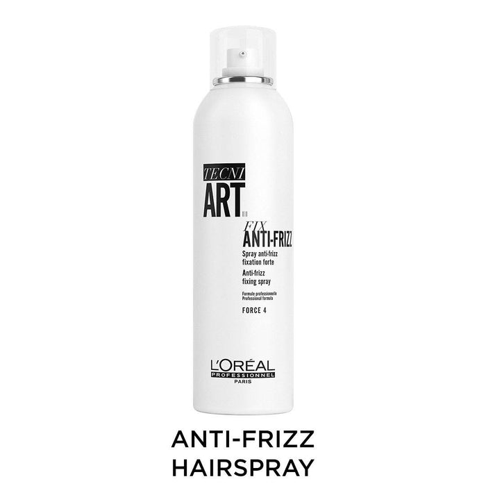 Buy L'Oreal Tecni.Art Fix Anti-Frizz Spray 250ml on HairMNL