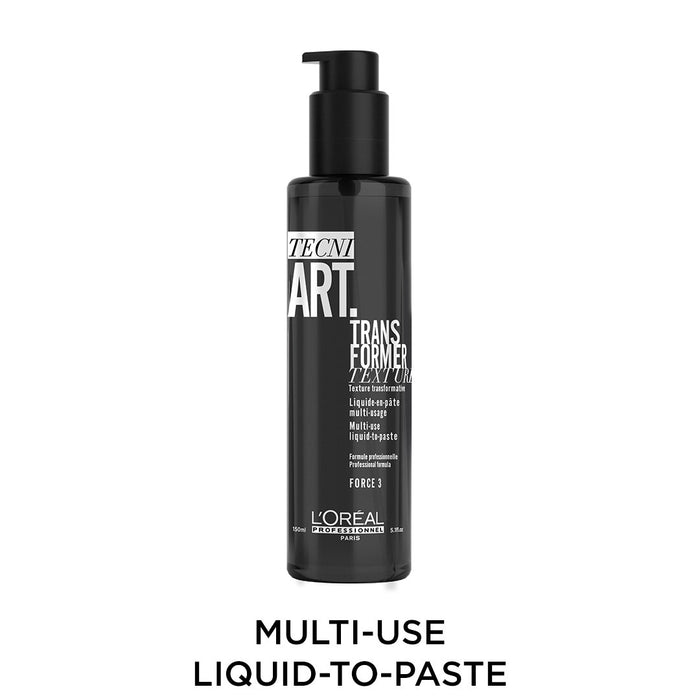 Buy L'Oreal Tecni.Art Transformer Liquid-to-Paste 150ml on HairMNL