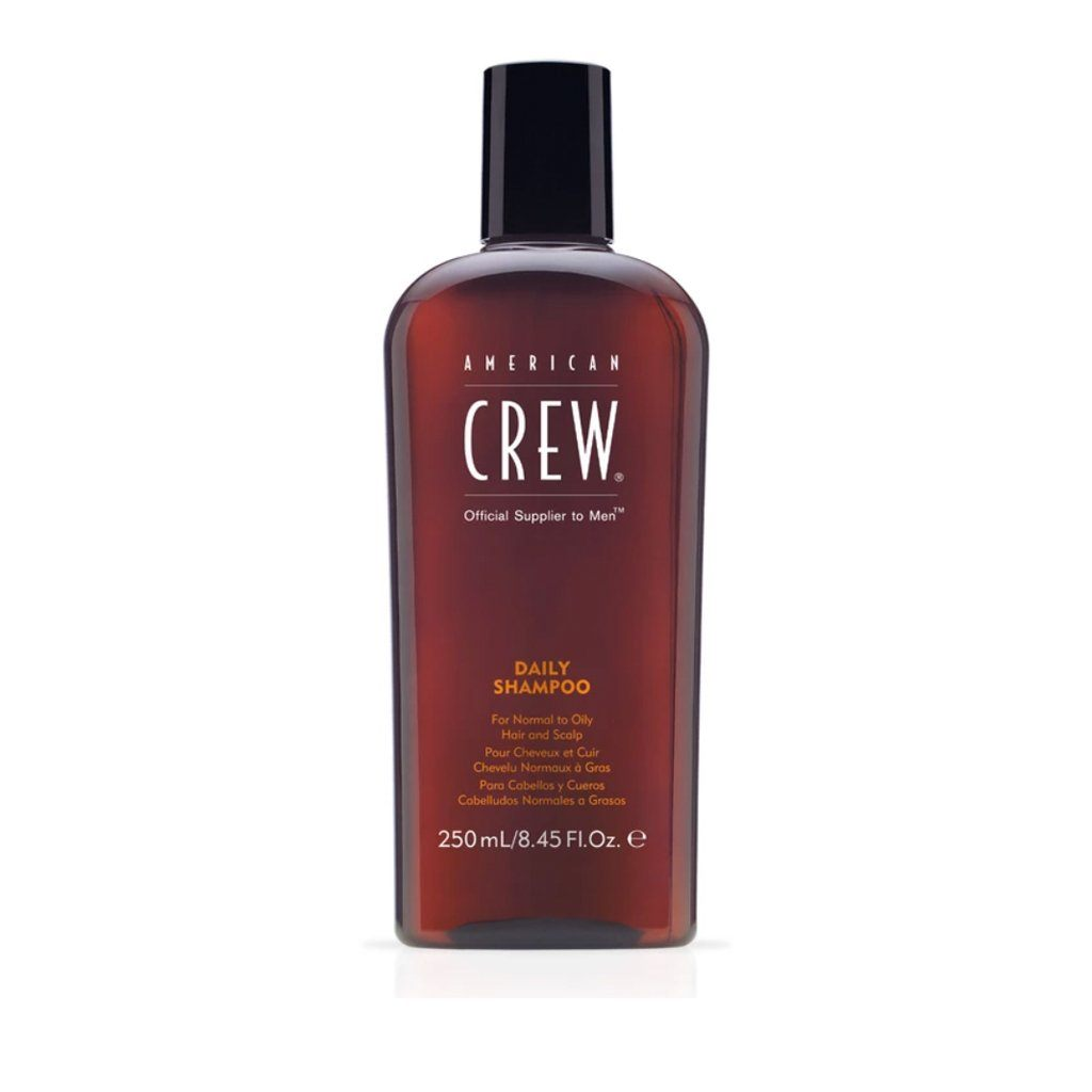 Buy American Crew Grooming Kit - Daily Shampoo 250mL and Fiber 85g on HairMNL