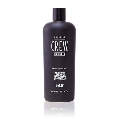 Buy American Crew 15 Vol Developer 4.5% 450mL on HairMNL