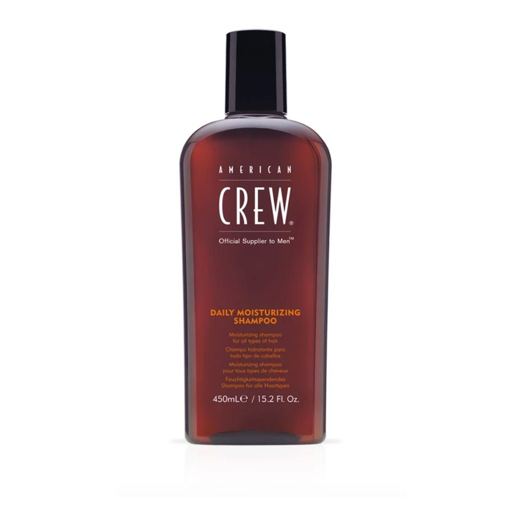 Buy American Crew Grooming Kit - Daily Moisturising Shampoo 250ml and Cream Pomade 85g on HairMNL