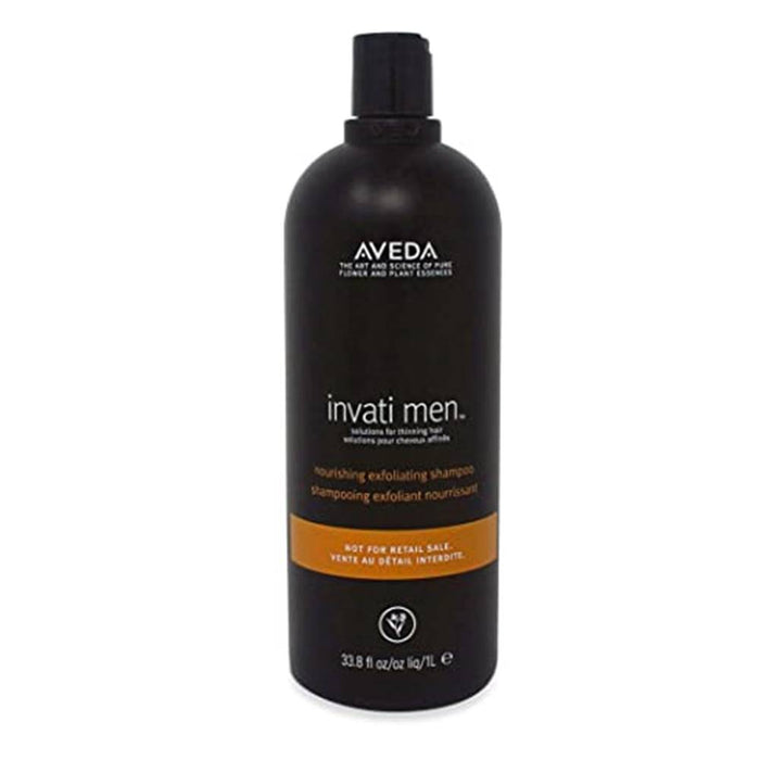 AVEDA Invati Men™ Nourishing Exfoliating Shampoo 1000ml