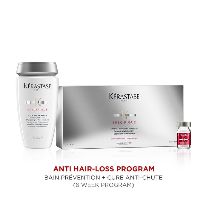 Kérastase Spécifique Cure Anti-Hairloss Program 6ml x 10