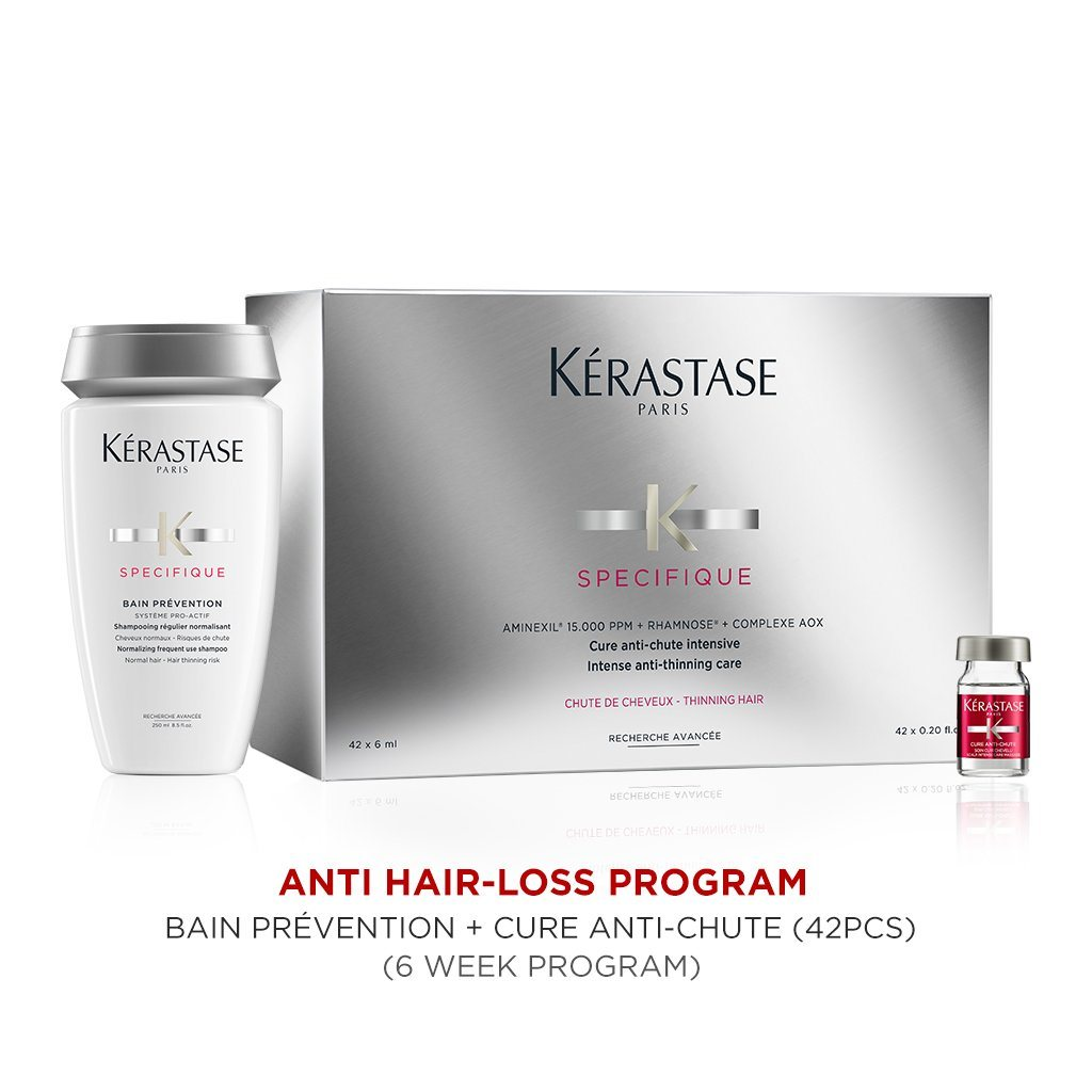 Buy Kérastase Spécifique Cure Anti-Hairloss Program 6ml x 42 on HairMNL