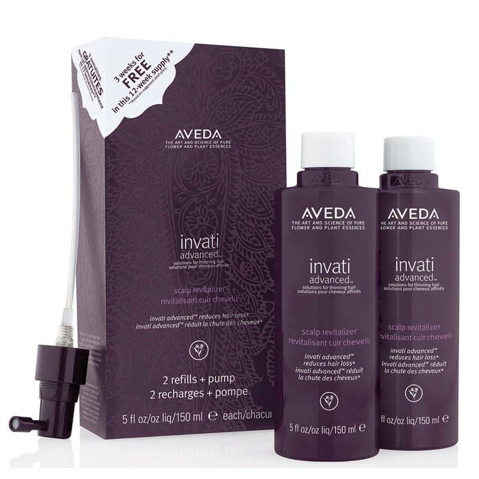 AVEDA Invati Advanced™ Scalp Revitalizer Duo Pack 2 x 150ml