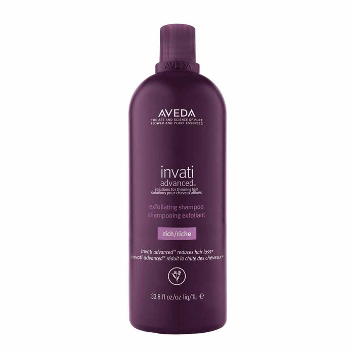 AVEDA Invati Advanced™ Exfoliating Shampoo Riche 1000ml