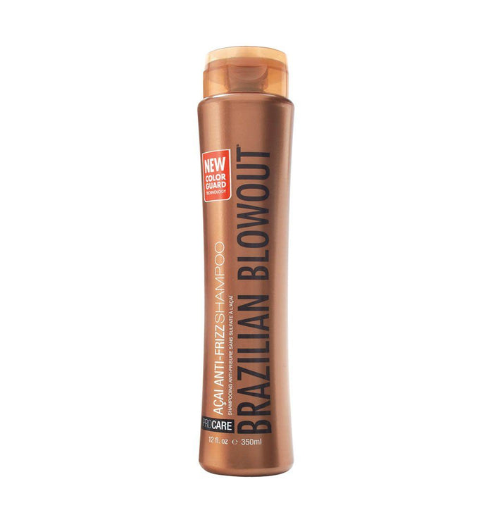 Brazilian Blowout Acai Anti-Frizz Shampoo 350mL