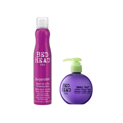 Buy Bed Head Superstar Queen for a Day 250ml and Small Talk 240ml on HairMNL