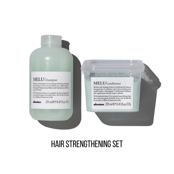 Davines MELU Anti-Breakage and Split Ends Set