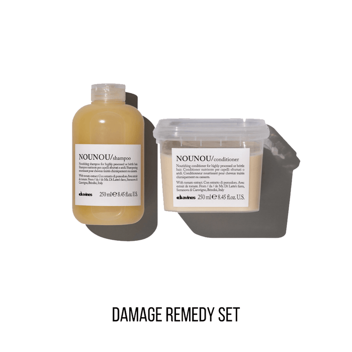Davines NOUNOU Damage Remedy Set