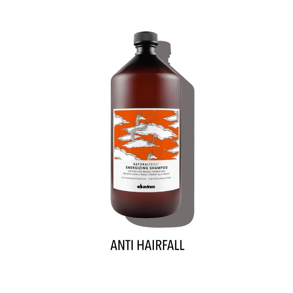 Davines Energizing Shampoo: For Fragile, Thinning Hair