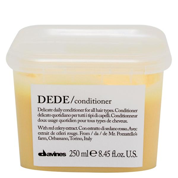 Davines Dede Conditioner: Delicate Conditioner for All Hair Types 250 mL