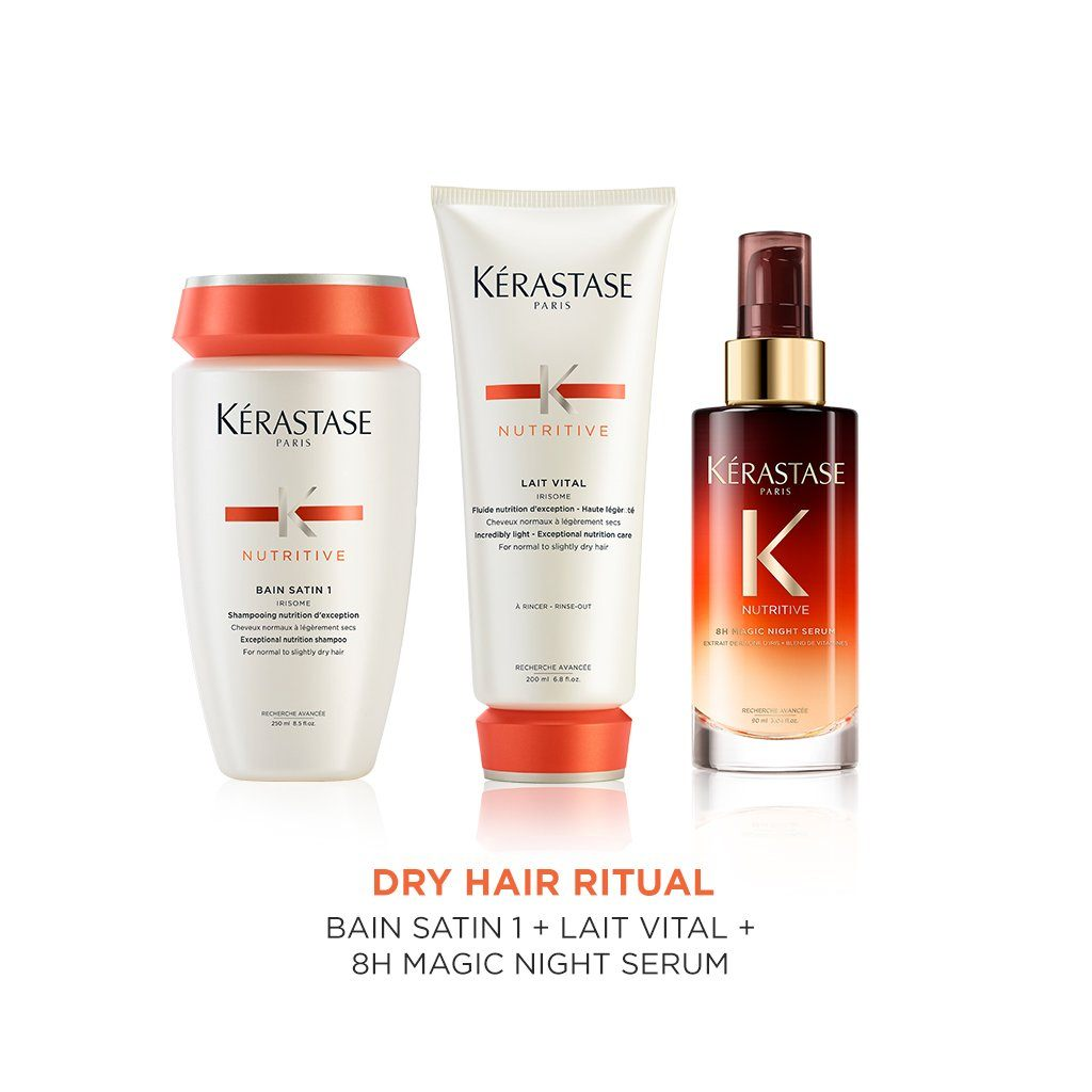 Buy Kérastase Nutritive Dry Hair Ritual on HairMNL