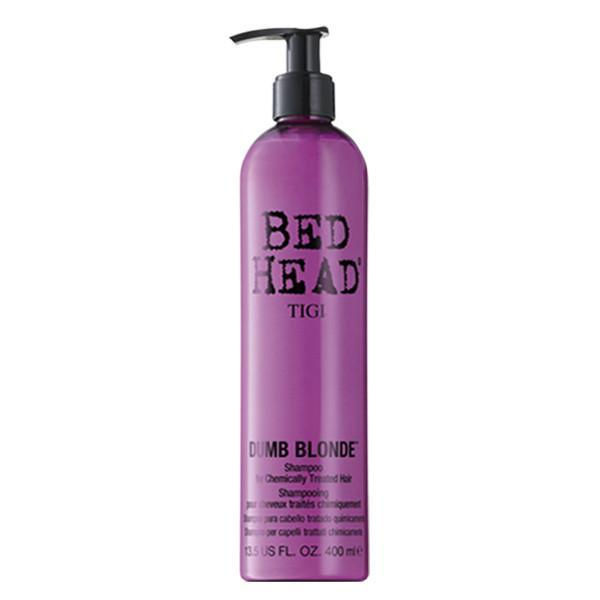 Buy Bed Head by TIGI Dumb Blonde Shampoo: Therapy for Chemically Treated Hair on HairMNL