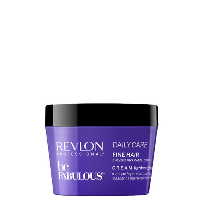 Buy Revlon Professional Be Fabulous Daily Care Lightweight Mask 200ml on HairMNL