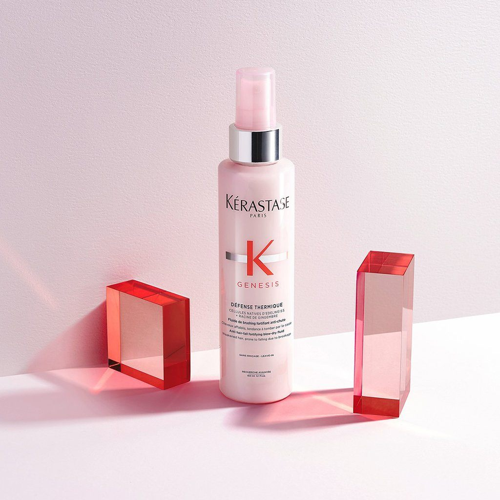 Buy Kérastase Genesis Anti Hair-Fall Fortifying Blow-dry Fluid 150mL on HairMNL