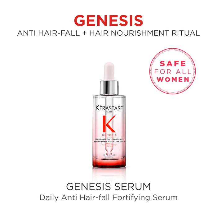HairMNL Kérastase Genesis Anti Hair-Fall Fortifying Serum 90ml