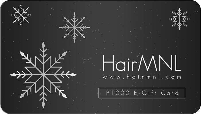 Php 1000 HairMNL Gift Card