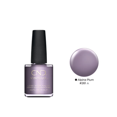 Buy CND Vinylux Nail Polish in Alpine Plum on HairMNL