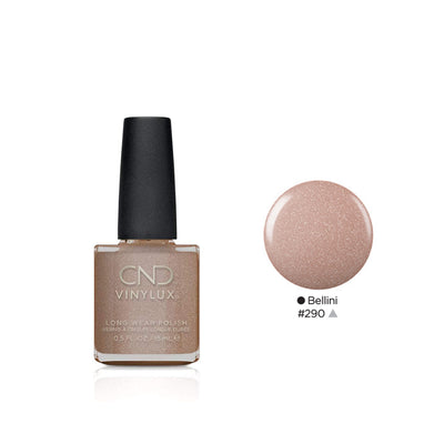 Buy CND Vinylux Nail Polish in Bellini on HairMNL