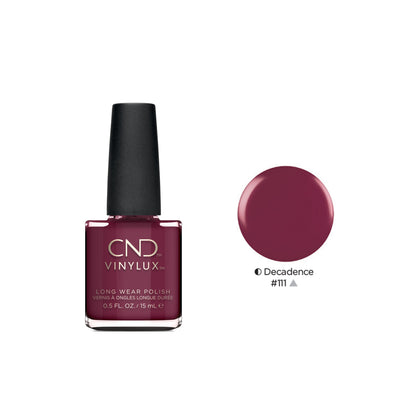 Buy CND Vinylux Nail Polish in Decadence on HairMNL