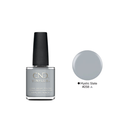 Buy CND Vinylux Nail Polish in Mystic Slate on HairMNL