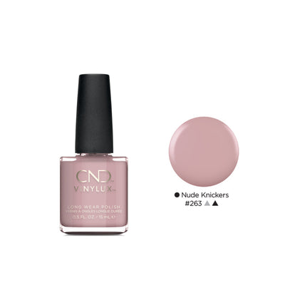 Buy CND Vinylux Nail Polish in Nude Knickers on HairMNL