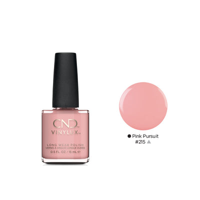 Buy CND Vinylux Nail Polish in Pink Pursuit on HairMNL