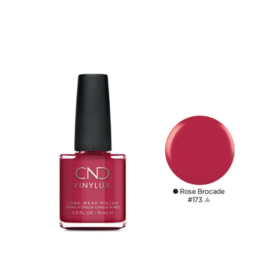 Buy CND Vinylux Nail Polish in Rose Brocade on HairMNL