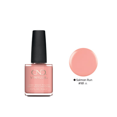 Buy CND Vinylux Nail Polish in Salmon Run on HairMNL