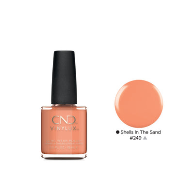 Buy CND Vinylux Nail Polish in Shells in The Sand on HairMNL