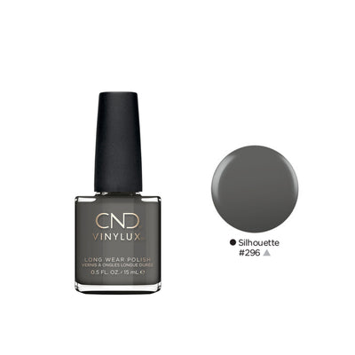 Buy CND Vinylux Nail Polish in Silhouette on HairMNL