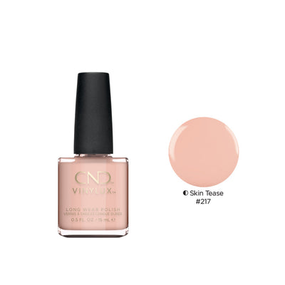 Buy CND Vinylux Nail Polish in Skin Tease on HairMNL