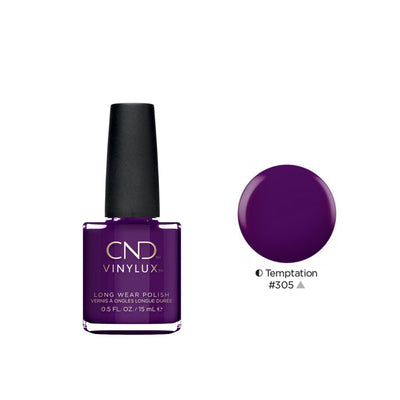 Buy CND Vinylux Nail Polish in Temptation on HairMNL