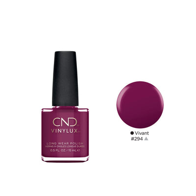 Buy CND Vinylux Nail Polish in Vivant on HairMNL