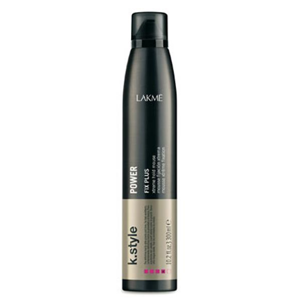 Lakme K.Style Power Xtreme Hold Mousse 300mL - HairMNL