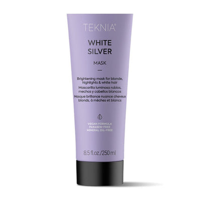 Buy Lakme Teknia White Silver Mask 250mL - Purple Toning Treatment on HairMNL