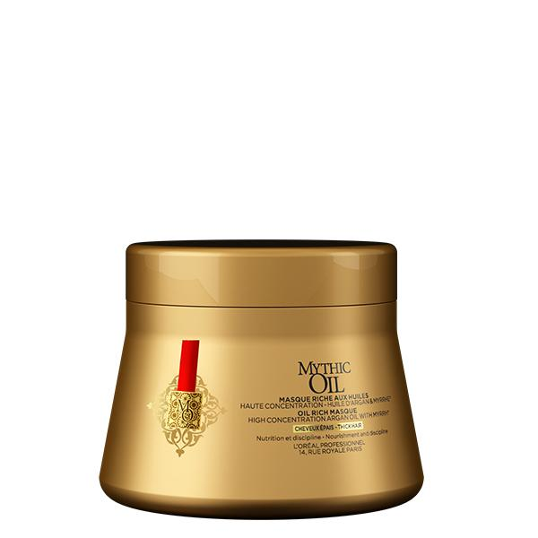 L'Oréal Mythic Oil Masque Thick Hair 200ml - HairMNL